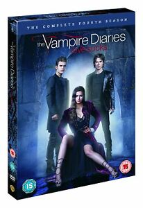 Details about The Vampire Diaries - Season 4 (DVD + UV Copy) [2013] (DVD)