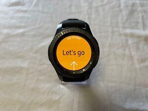 Samsung Gear S3 frontier SM-R765A 46mm Case Smartwatch AT&T - Samsung Lock