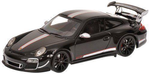 1 18 Bburago Bburago Bburago Porsche 911 gt3 RS 4.0 negro-negro 0c474a