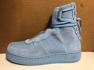 Nike Women's Air Force 1 Rebel XX 'Light Blue' Release Date
