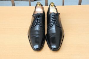 9 A It Excellent Mens's Chaussures Derby 43 Santoni Etat Lacets Shoes q6wBaIBE