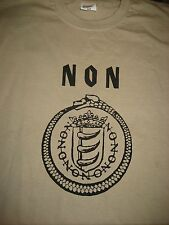 "NON / Boyd Rice -""Osaka"" SHIRT #M Death in June Blood Axis Psychic TV Current 93"
