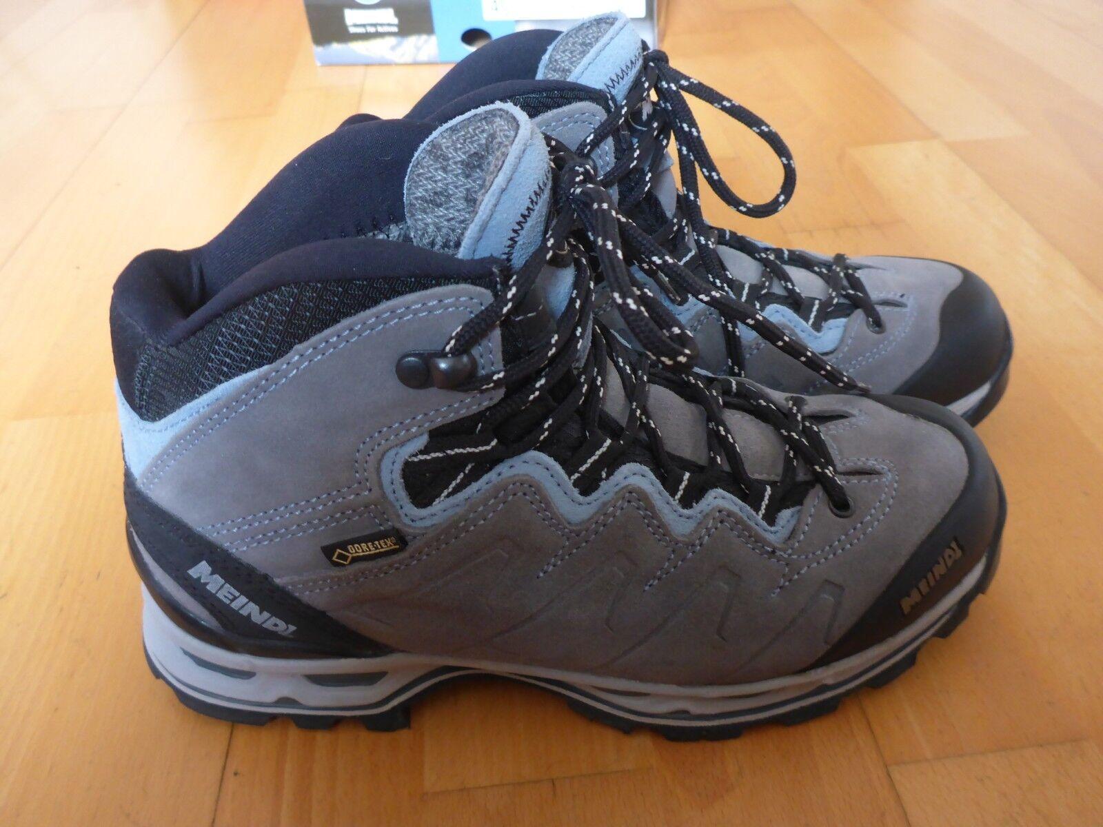 Meindl Minnesota Lady GT Gore Tex Trekkingschuhe Schuhe Gr 37,5 UK 4 1/2