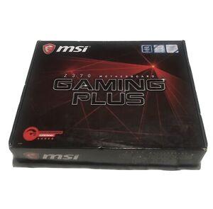 MSI-Z370-GAMING-scheda-madre-ATX-PLUS-Intel-LGA-1151