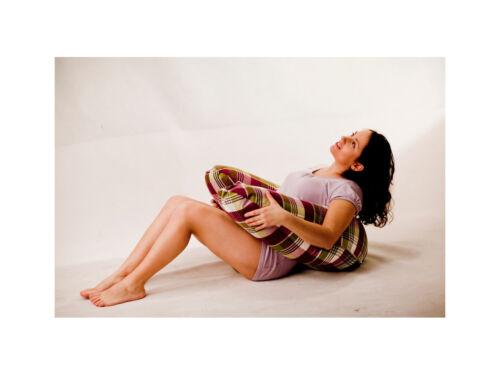 Coussin d/'allaitement 190 cm choix de couleur et remplir d/'accouchement
