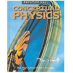 Conceptual physics (11th edition) paul g. Hewitt.