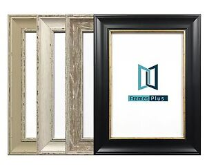 3e2371f62ca4 Image is loading Ornate-Shabby-Chic-Picture-frame-Photo-frame-Poster-
