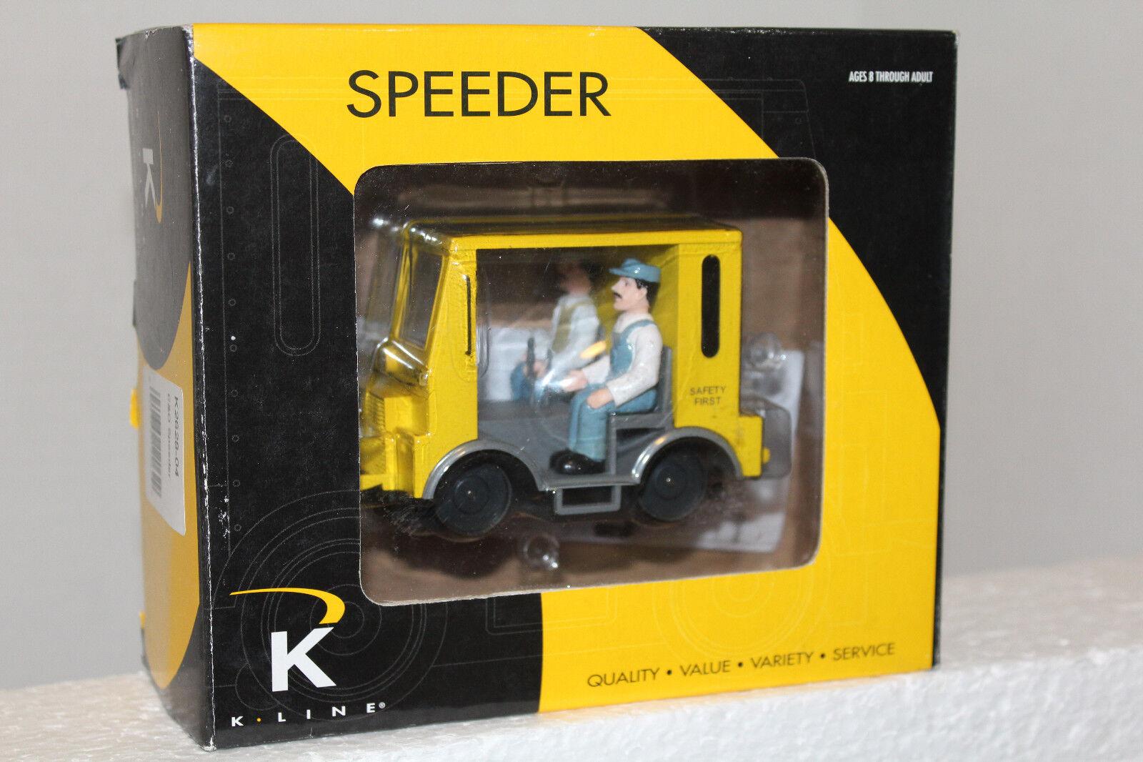 KLINE  K262804 C & O SPEEDER