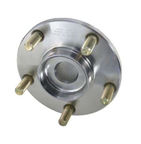 Front Wheel Hub /& Bearing Kit Fit 2002-2006 NISSAN ALTIMA 4 Cyl 2.5L