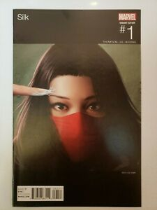Silk-1-Vol-2-Marvel-2015-2nd-Series-Hip-Hop-Variant-9-2-Near-Mint
