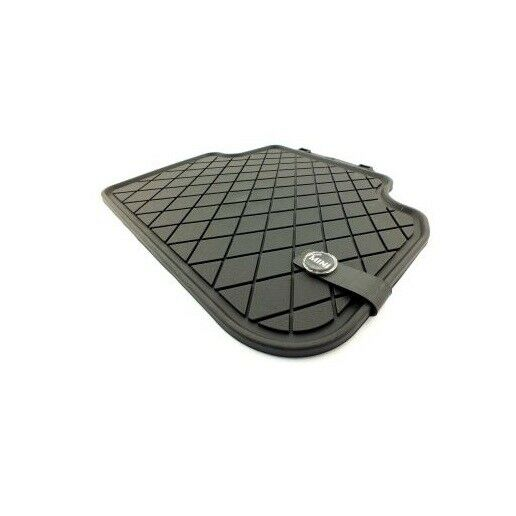 Essential Black All Weather Floor Mats