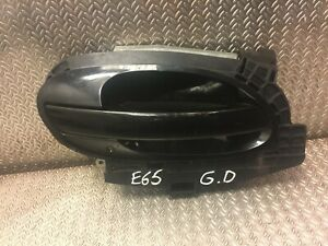 BMW-E65-EXTERIOR-DOOR-HANDLE-OEM-7-Series-E65-REAR-RIGHT-O-S-R-in-BLACK-7159752