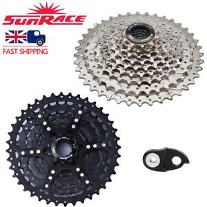SUNRACE-9-Speed-11-40T-Cassette-Fit-Shimano-SRAM-MTB-Bike-Freewheel-Derailleurs