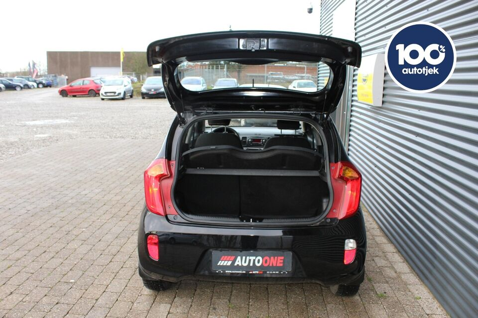 Kia Picanto 1,2 Collect Eco Clim Benzin modelår 2014 km