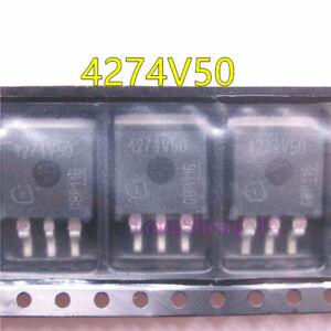 5PCS-TLE4274V50-4274V50-NEUF