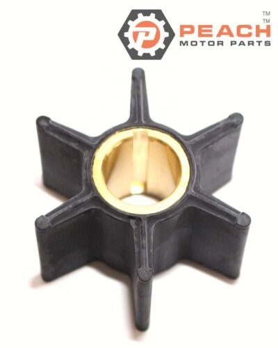 Peach Motor Parts PM-3B7650212M Impeller Water Pump; Replaces Nissan® Tohatsu®