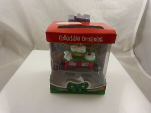 Monopoly-train-piece-holiday-ornament-Christmas-ornament-Hasbro