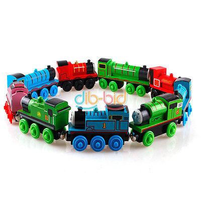 Gift Thomas Friends Thomas Tank Engine Wooden Train Tuy Child Toy PEAU High