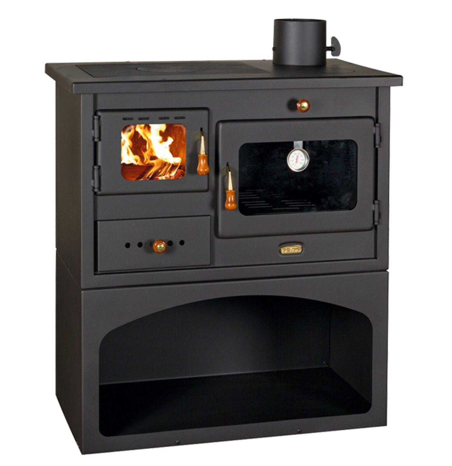 holz verbrennung gusseisen top feste brennstoffe kochen herd kamin mit ofen 10 ebay. Black Bedroom Furniture Sets. Home Design Ideas