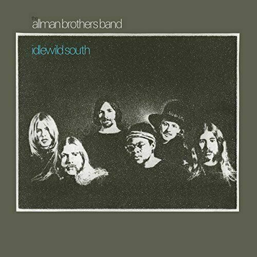 The Allman Brothers Band  Idlewild  South  VINYL Ltd Editon Color New & Sealed