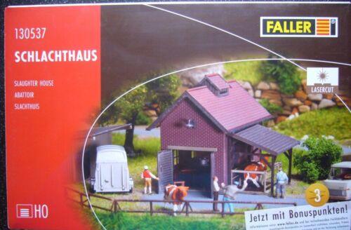 Schlachthaus +neu und ovp++ Faller 130537