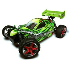HSP Mean Green 2.4Ghz Electric 4WD Off Road Remote Control Car