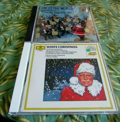 CD LOT OF 2 BOSTON POPS ORCHESTRA
