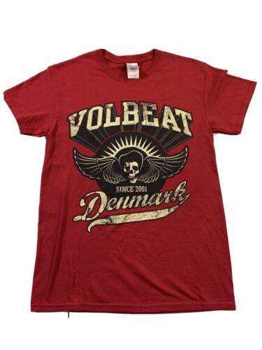 Volbeat Denmark Rock Band Shirt Size Small Free Sh