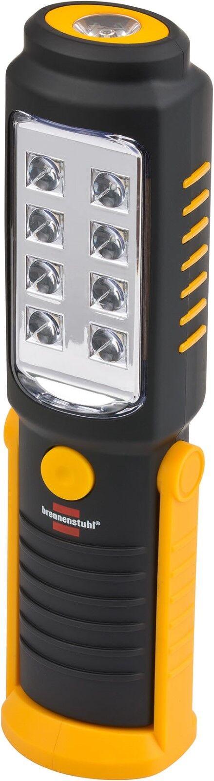 Brennenstuhl Universal Hand Lamp 8+1 SMD LED 250   100 Lumens DB81M1H1