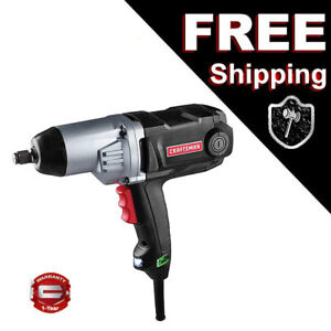 Image Is Loading Craftsman Impact Gun Wrench 8 Amp Electric Heavy