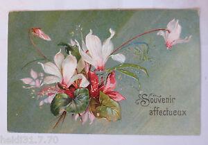 """"""" Anniversaire, Fleurs """" 1906, Carte Postale En Relief (28703) Qe2c6qnn-07222325-832553119"""