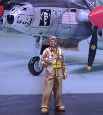 Pacific Theatre # 480127 Aerobonus 1//48 US Navy Pilot WWII