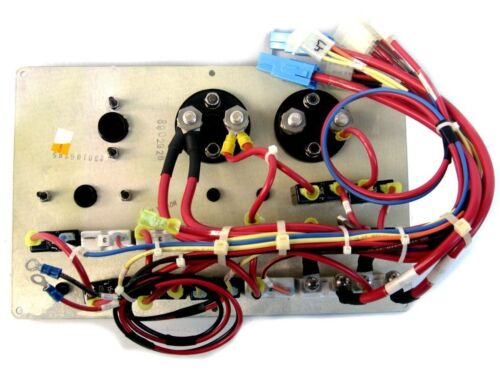 Battery Switch Boat Breaker Panel Wellcraft Martinique 2800