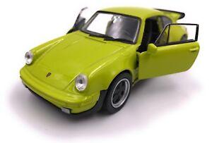 PORSCHE-911-Turbo-930-1975-modello-di-auto-auto-licenza-prodotto-1-34-1-39-colori-diversi