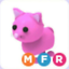 miniatuur 191 - ✨Mega Neon MFR NFR Limited✨Pets Compatible With Roblox Adopt Me✨NEW LOWER PRICES