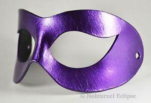 Harley-Quinn-Black-Purple-Leather-Mask-Arkham-Asylum-Batman-Superhero-Gotham