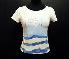 KRIZIA Maglietta Donna Cotone Cotton Woman T-Shirt Sz.S