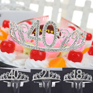 Exquisite-Birthday-Tiara-Crown-Headband-Crystal-Rhinestone-with-Comb-Headwear
