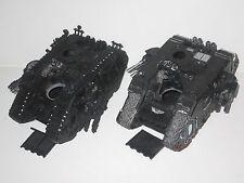 Warhammer 40K Space Marine 2x Landraiders For Spares/Repairs