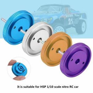 Aluminium-Alloy-RC-Engine-Flywheel-RC-Parts-for-HSP-1-10-Scale-Nitro-RC-Car-GD