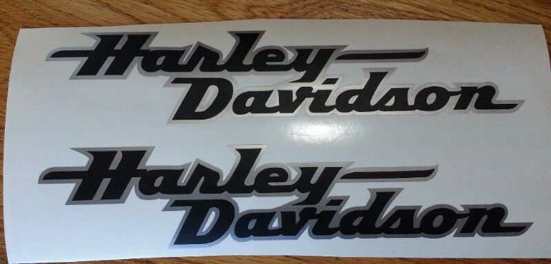 Harley Davidson Graphics Decals Stickers Golden Mile