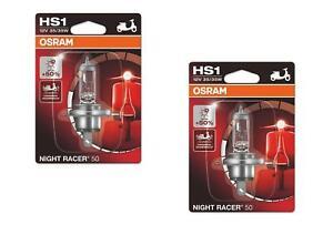 2x-OSRAM-HS1-12V-35-35W-PX43T-Night-Racer-50-Blister-64185NR5-01B