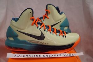 9083ae559f21 Nike KD V Area 72 All Star AS Galaxy Big Bang 5 IV VI VII 6 7 Xmas ...