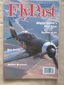 FLYPAST - DEC 1993 - GUN TURRETS - TIGERCAT AT 50