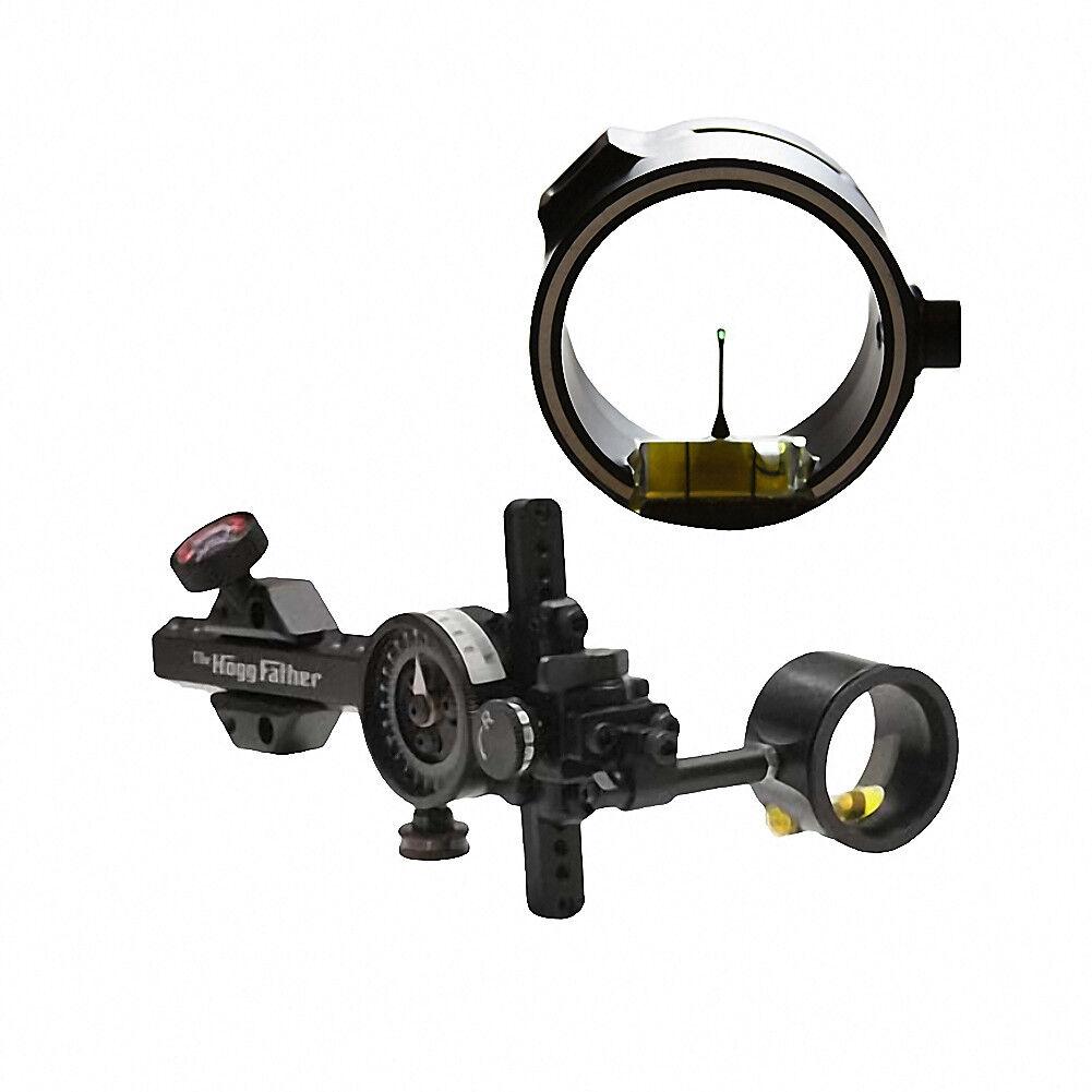 Spot-Hogg Archery Products Hogg Padre envuelto vista 1-Pin 0.019