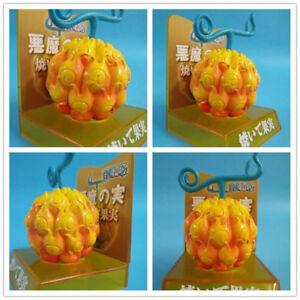 new in box Figurine Bandai one piece devil fruit mera mera no mi