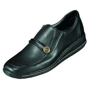 best service 6527f e0982 Details zu Rieker Schuhe Damen Schuhe Slipper, Leder, Art. 44360, Gr. 41-42  +++NEU+++