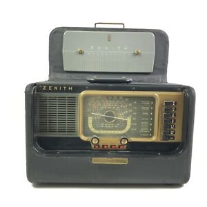 Zenith-Radio-Corp-Transoceanic-Wave-Magnet-Radio-Model-H500-Chassis-5H40