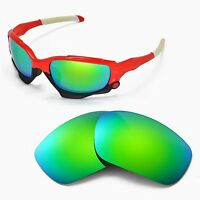 Wl Polarized Emeraldine Replacement Lenses For Oakley Jawbone Sunglasses