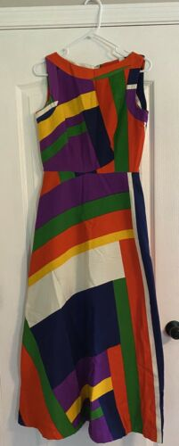 Vintage Malia Honolulu Dress Size 10